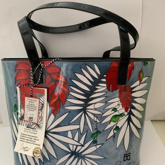 Tropical-Red-Tote