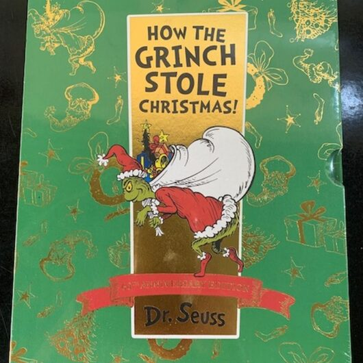 How-The-Grinch-Stole-Christmas-Book